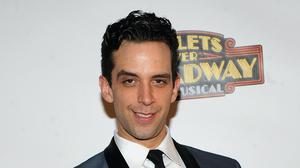 Broadway star Nick Cordero has been taken off a ventilator after undergoing a successful procedure to insert a breathing tube, his wife said (Brad Barket/Invision/AP, File)