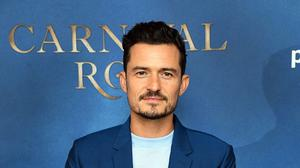 Orlando Bloom is worried about his missing dog (PA)