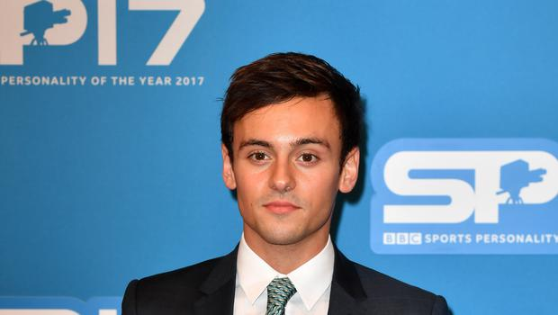 Tom Daley is due to become a father (PA)