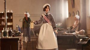 Florence Nightingale Barbie Doll (Florence Nightingale Museum/Mattel/Paul Jordan/PA)