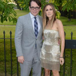 Matthew Broderick and Sarah Jessica Parker keep their private life under wraps