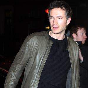 James D'Arcy plays several characters in Cloud Atlas