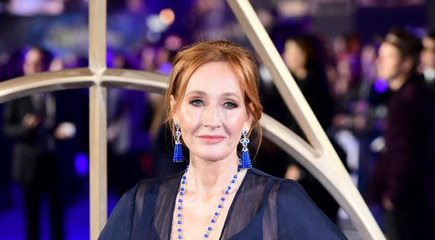 JK Rowling has voiced support for Maya Forstater (PA)