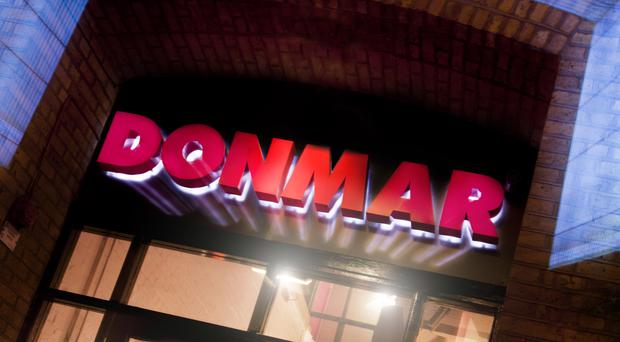 The Donmar Warehouse theatre (Donmar Warehouse)