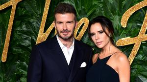 David Beckham has recalled his first meeting with wife Victoria – and revealed he still has the train ticket she wrote her phone number on (Ian West/PA)