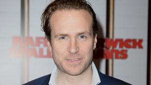 Rafe Spall said he cannot wait to start filming