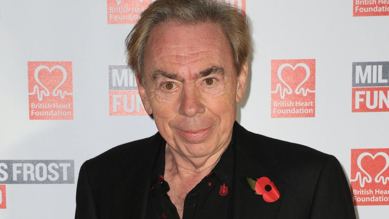 Andrew Lloyd Webber says he is continuing his plans for Cinderella shows