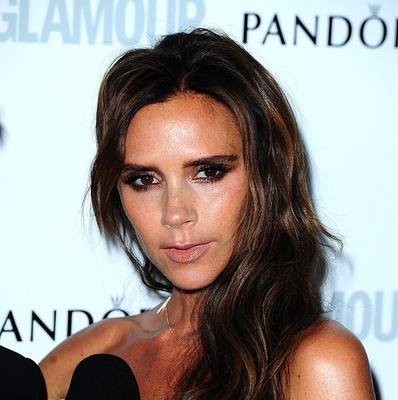 Victoria Beckham says she has a positive outlook