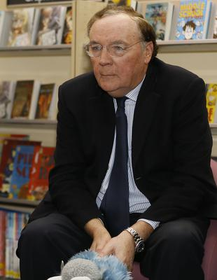 Author James Patterson (Kirsty Wigglesworth/PA)