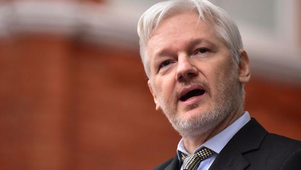 WikiLeaks founder Julian Assange has spent more than four years in the Ecuadorean Embassy in London