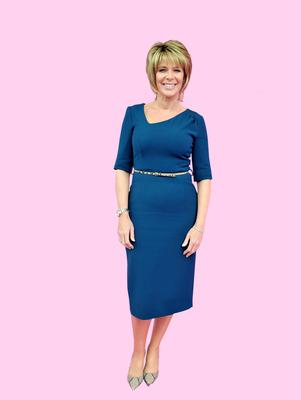 Ruth Langsford is set for Strictly