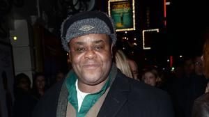 Tracy Beaker star Clive Rowe said he will 'cherish' his new theatre honour (Anthony Devlin/PA)