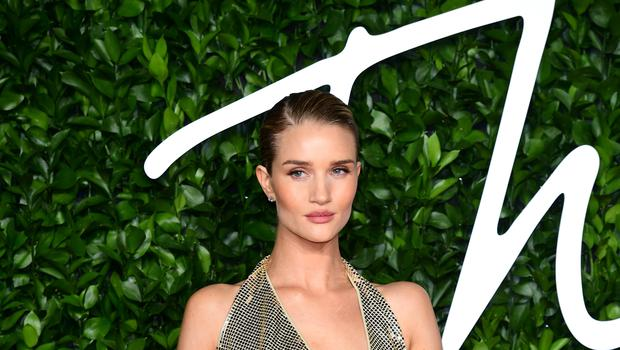 Rosie Huntington-Whiteley has spoken about her diet (Ian West/PA)