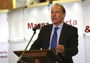 World wide web inventor Sir Tim Berners-Lee is also taking part (Philip Toscano/PA)