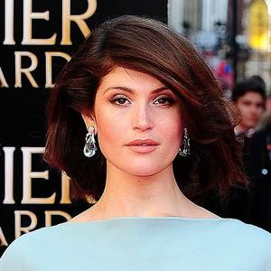 Gemma Arterton attends the Olivier Awards at the Royal Opera House in Covent Garden, London.