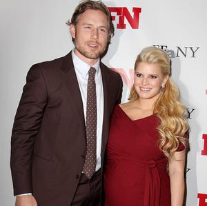 Jessica Simpson and Eric Johnson have called their son Ace Knute