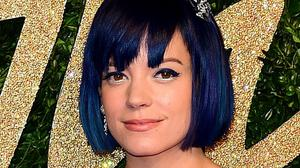 """Lily Allen has accused the police of """"victim-shaming"""""""
