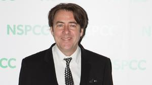 Jonathan Ross is sticking with ITV
