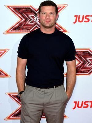 The X Factor presenter Dermot O'Leary has been an Arsenal fan since the 1978 FA Cup final