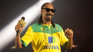 Snoop Dogg signed a three-year agreement in 2011 to endorse Colt 45's fruit-flavoured beer called Blast