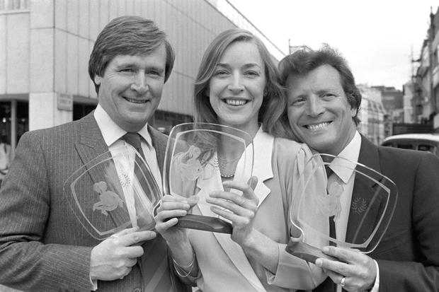 William Roache and the late Anne Kirkbride and Johnny Briggs, whose 'Ken, Deirdre and Mike' love triangle gripped fans