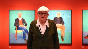 David Hockney (Andrew Matthews/PA)