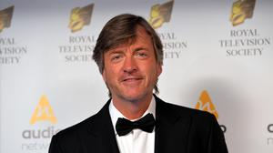 """Richard Madeley has accused """"peeping Toms"""" of flying a drone over his garden"""