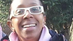 Sian Blake has gone missing from Erith, Kent, with her children