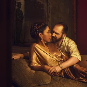 Antony And Cleopatra starring Sophie Okonedo and Ralph Fiennes will be shown as part of the National Theatre's digital programme (Jason Bell/National Theatre)