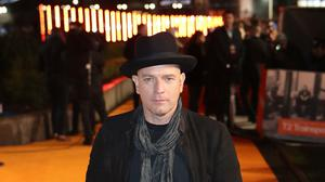 Ewan McGregor took exception to remarks about the women's march