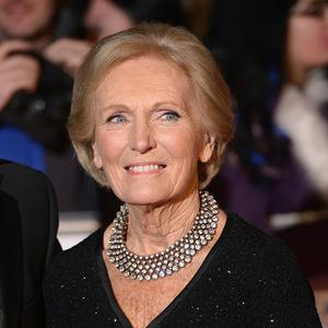 Mary Berry was part of a new world record