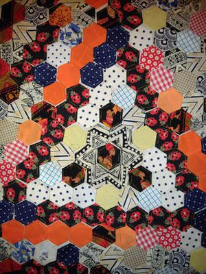 A museum in Wales is hoping to make digital quilts (Art Fund)