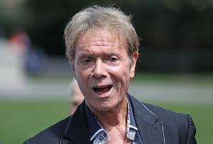 Sir Cliff Richard is among the stars to have appeared in Barlow's videos (Jonathan Brady/PA)