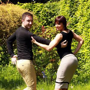 Strictly Come Dancing stars Vincent Simone and Flavia Cacace have won Rear Of The Year