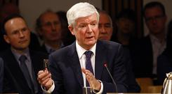 Lord Hall (Andrew Cowan/Scottish Parliament/PA)