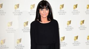 Claudia Winkleman won the prize for entertainment performance