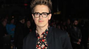 McFly star Tom Fletcher, who will perform a stage version of his book, The Christmasaurus