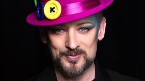 Boy George is back as a judge on The Voice