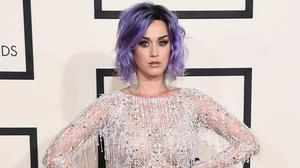Katy Perry has lashed out at the paparazzi