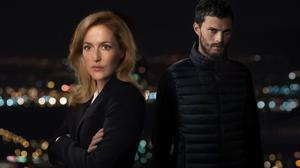 Gillian Anderson and Jamie Dornan star in detective drama The Fall