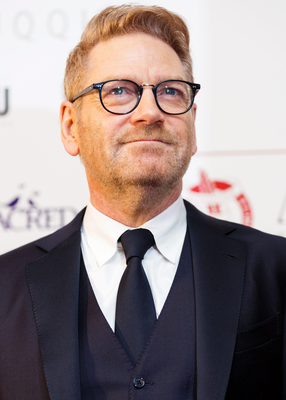 Sir Kenneth Branagh (pictured) will star alongside Sir John Hurt in The Entertainer at The Garrick