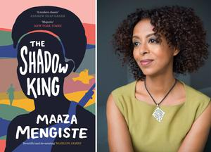 Maaza Mengiste, the author of The Shadow King (2020 Booker Prize/PA)