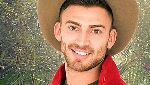 Jake Quickenden said he could not wait to eat
