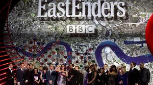 A transgender actor is joining the cast of EastEnders