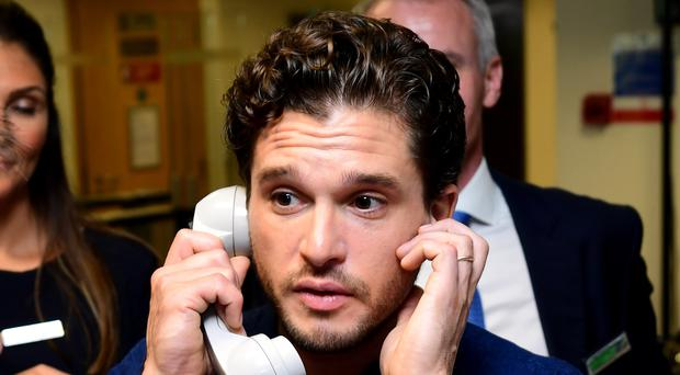 Kit Harington (Ian West/PA)