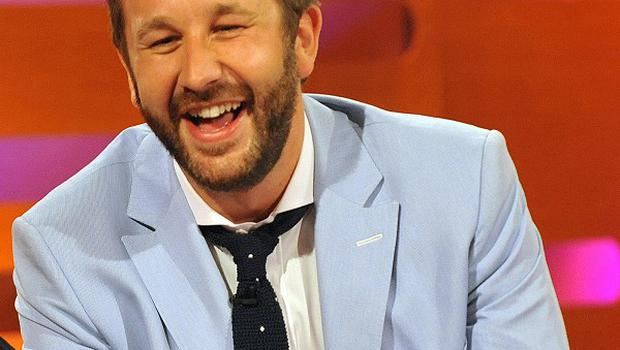 Chris O'Dowd has just filmed a one-hour special of The IT Crowd