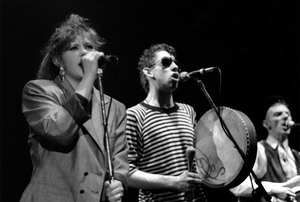 Popular: The Pogues and Kirsty MacColl's Fairytale of New York is a huge Christmas hit