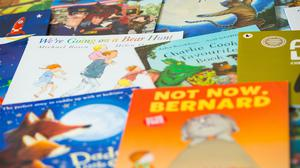 Some 35% of the children polled said reading made them happy (Dominic Lipinski/PA)