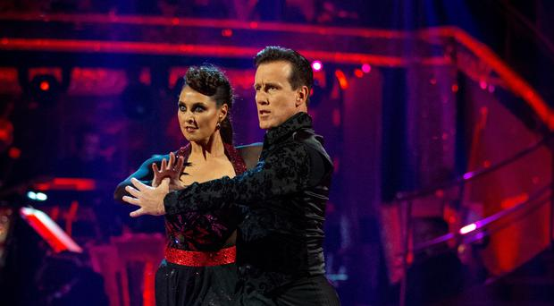 Anton Du Beke has spoken of his continuing love for Strictly Come Dancing (Guy Levy/BBC/PA)