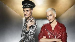 Bratavio are off The X Factor (Syco/Thames TV/PA)